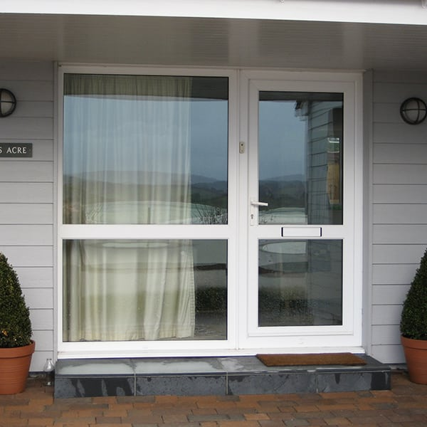 Replacement Pvcu Windows And Doors In Devon Coastal Home