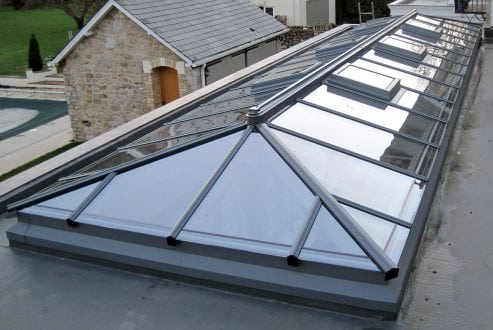 Skyview Orangery Lantern Roof Light