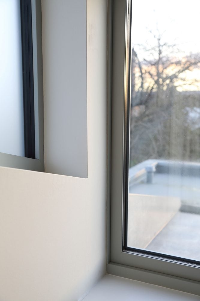 Slimline Aluminium Windows And Sliding Doors In Exeter New