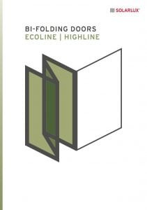 Solarlux Bi-folding Door - Ecoline | Highline