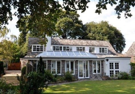 Double glazing in a property in Devon - Aspect Windows