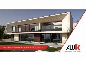 AluK Aluminium Window and Doors Collection