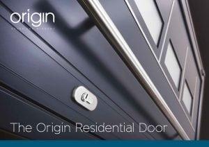 Origin Residential Doors