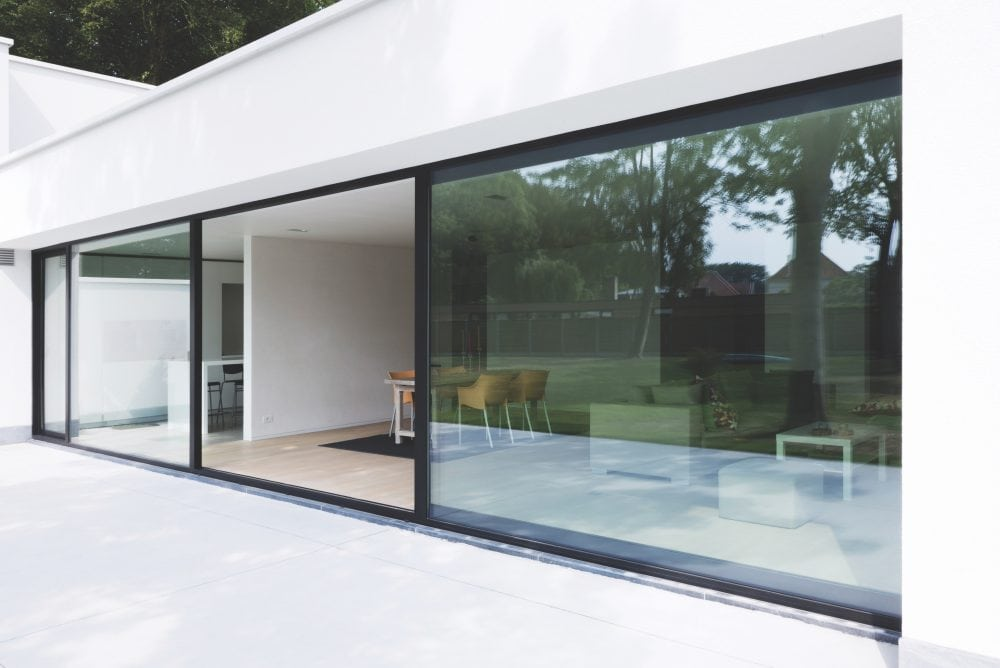 Reynaers Lift And Slide Doors Cp 130 Ls Lift And Slide