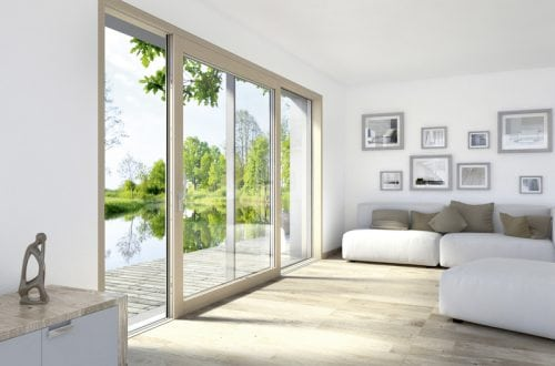 Internorm_HS330 Sliding Door