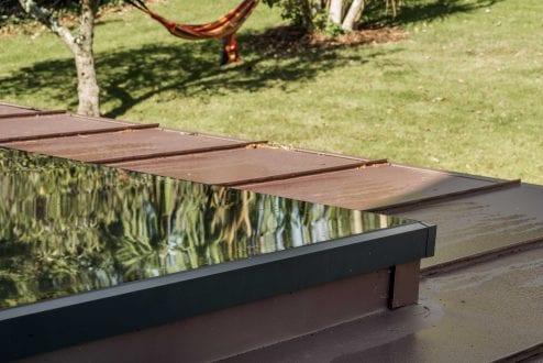 Flat rooflight - van-Ellen-Sheryn Chartered Architects