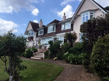 PVCu double glazing - Sidmouth