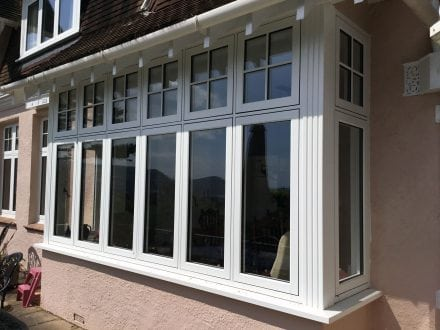 Replicate 19th century timber windows