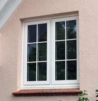 Double glazing - Sidmouth
