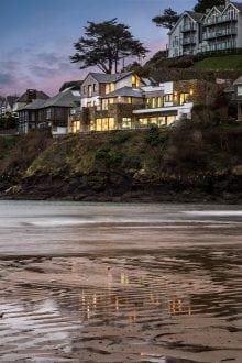 Stunning property featuring aluminium glazing