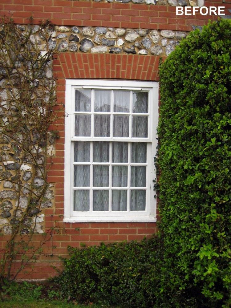 Pvcu Vertical Sliding Sash Windows Replace Original Timber