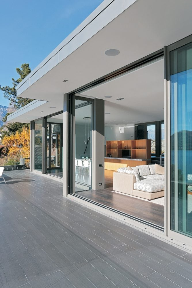 Reynaers Sliding Door Cp 155 Ls Lift And Slide Aspect Windows