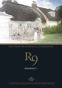 Residence 9 Planning and Conservation