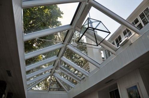 Devon Orangery Lantern Roof