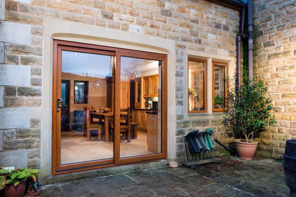 finest selection 4472b acde5 Halo by VEKA PVCu Sliding Patio Doors - Aspect Windows