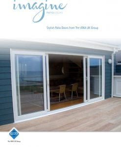 Halo - Sliding Patio Doors
