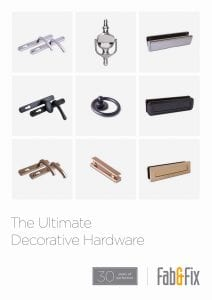 Fab & Fix Decorative Hardware