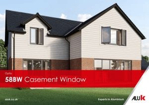 AluK Casement Window