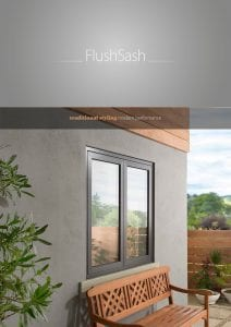 Halo Flush Sash PVCu Windows