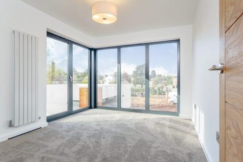 Anthracite Grey aluminium windows