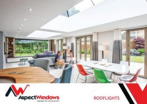 Skyview by Aspect - Slimline Rooflights