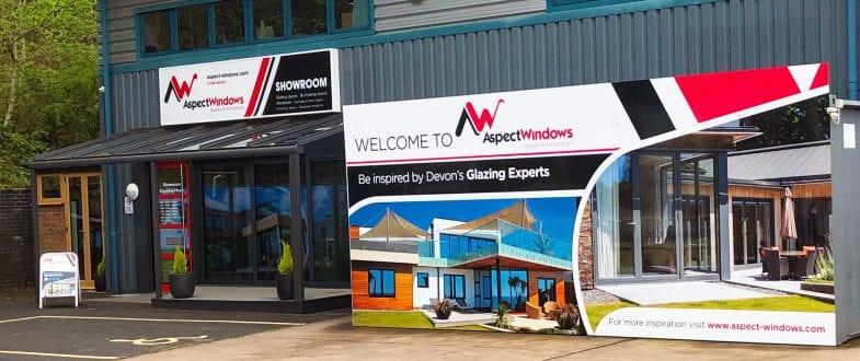 Aspect Windows Showroom