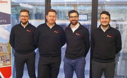 Aspect Windows Sales team