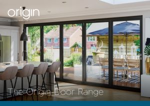 Origin bi-folding door brochure