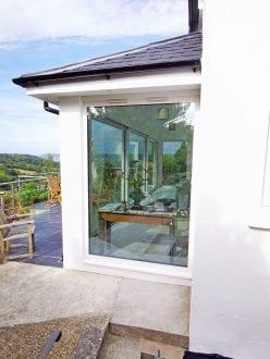 Full height window Dorset