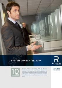 Reynaers System Gurantee