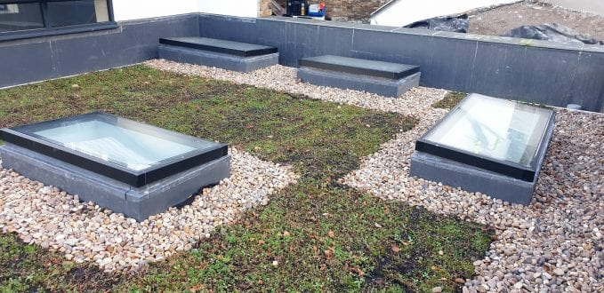 Fixed Flat Rooflights