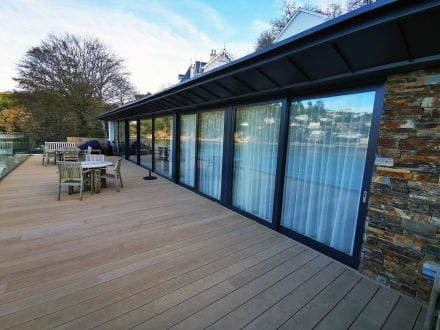 Large sliding doors - Dartmouth