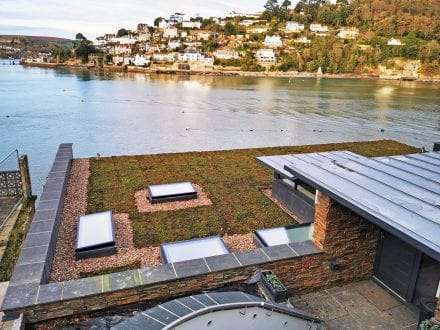 Fixed flat rooflights - Dartmouth