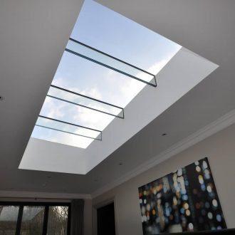 Ultraline Structured Rooflight