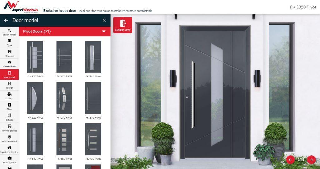 RK Door Designer