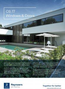 Reynaers CS 77 Windows & Doors