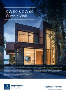 Reynaers CW 50 & CW 60 Curtain Wall